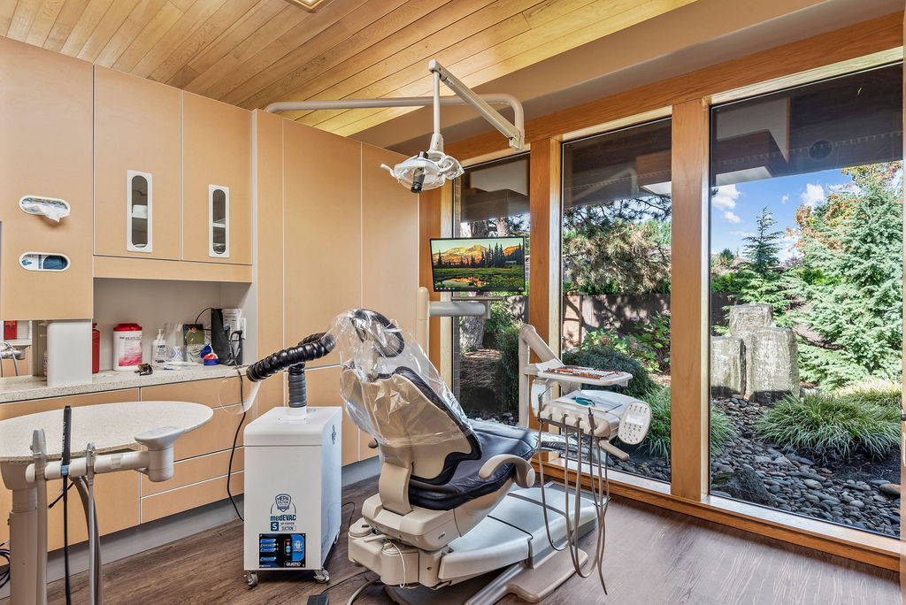 Office at Alder Dental.